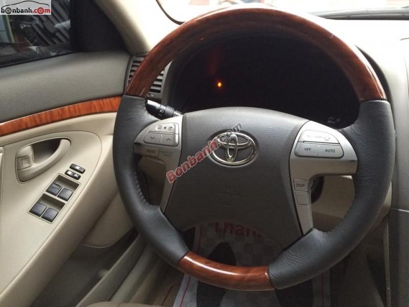 Xe Toyota Camry Bán    2.0E  cũ tại Hà Nội 2011