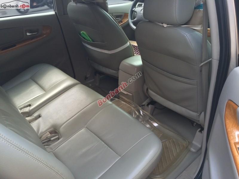 Xe Toyota Innova Bán    G  cũ tại TP HCM 2011