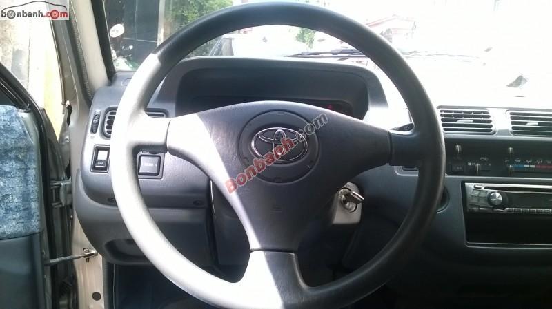 Xe Toyota Zace Bán    GL  cũ tại Hà Nội 2005