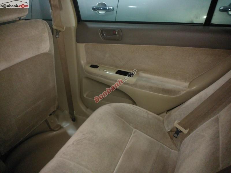 Xe Toyota Camry Bán    2.4G  cũ tại Hà Nội 2003