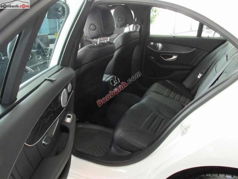 Xe Mercedes-Benz C class Bán    C250 AMG  mới tại TP HCM 2015