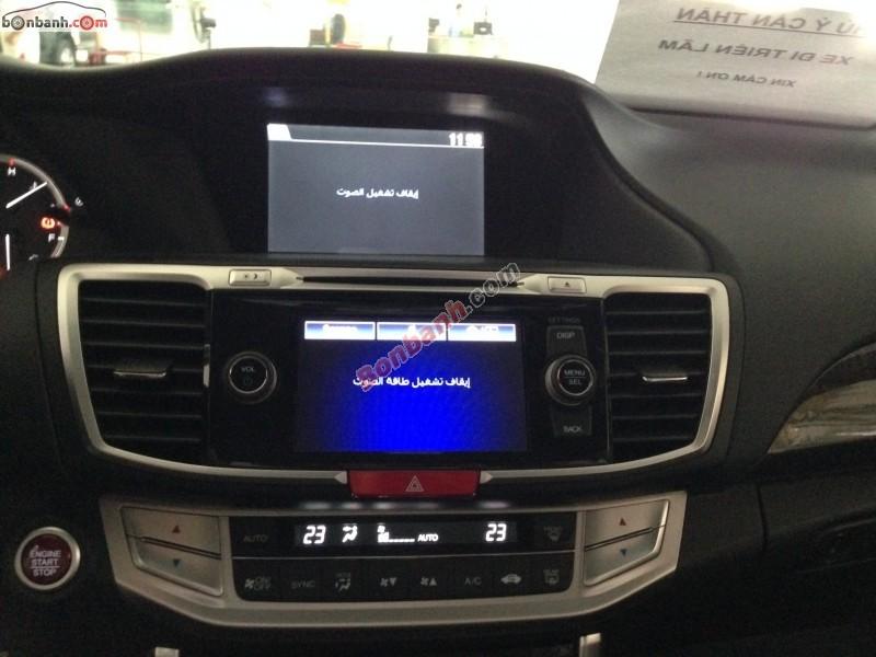 Xe Honda Accord Bán      mới tại TP HCM 2014