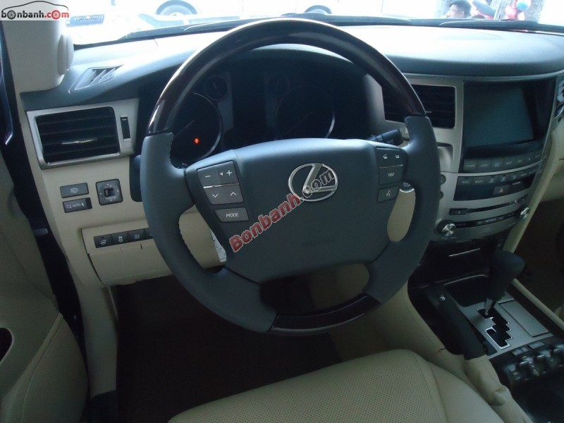 Xe Lexus LX Bán    570  mới tại TP HCM 2014