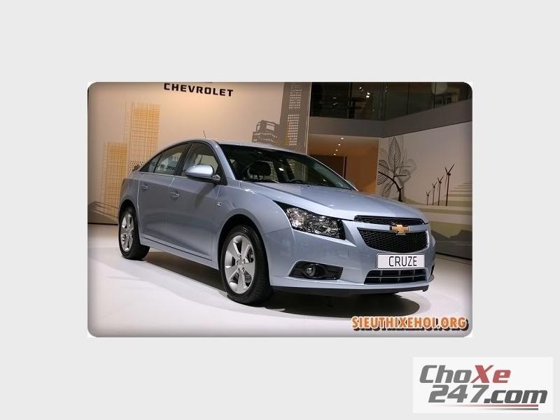 Xe Chevrolet Cruze  2014