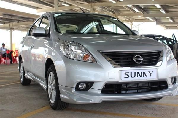 Xe Nissan Sunny Bán    XL  mới tại Đà Nẵng 2014