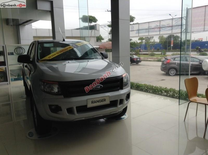 Xe Ford Ranger Bán    XL 2.2  mới tại Hà Nội 2014