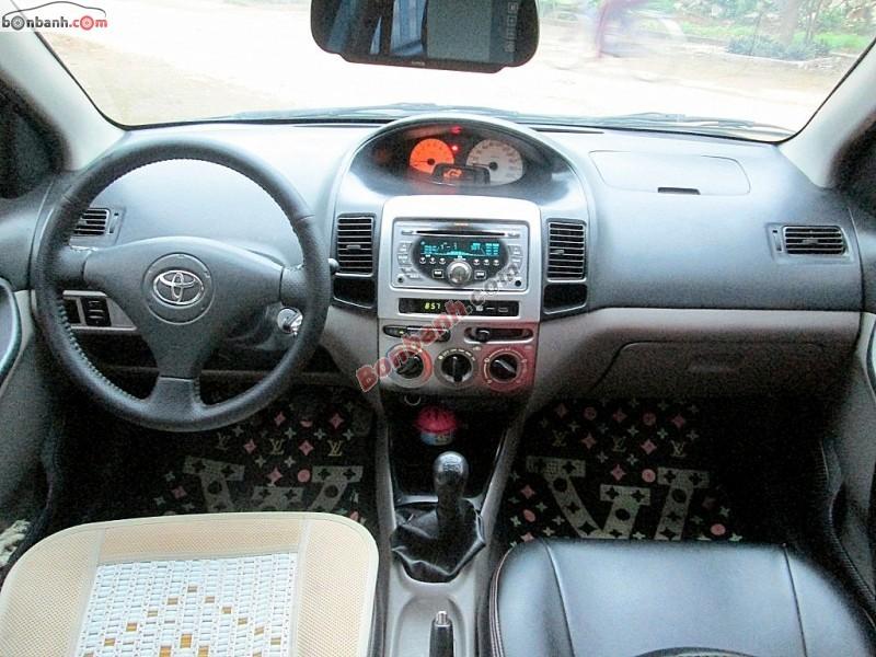 Xe Toyota Vios Bán    1.5 G  cũ tại TP HCM 2007