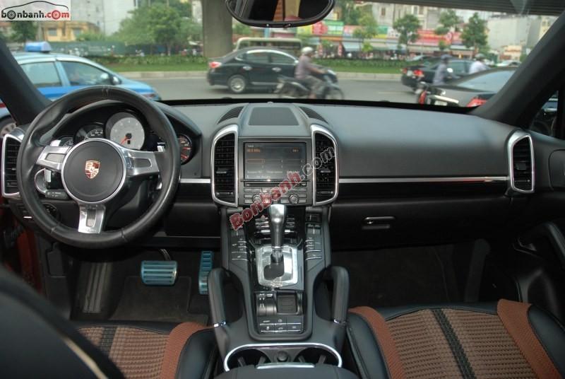 Xe Porsche Cayenne Bán     cũ tại Hà Nội 2010