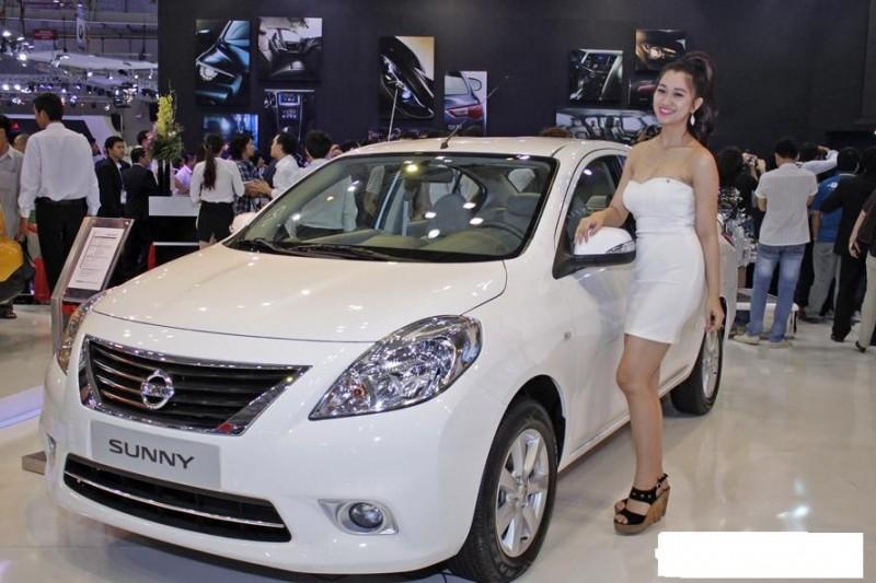 Xe Nissan Sunny Bán    VX  mới tại Đà Nẵng 2014