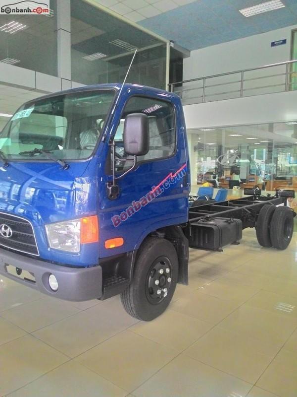 Xe Hyundai HD 72 3,5 tấn 2015