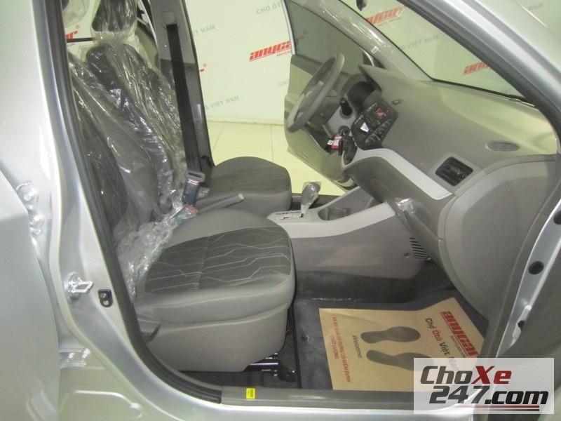 Xe Kia Morning Van 2 chỗ 2014