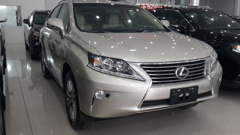 Xe Lexus RX Bán     mới tại Hà Nam 2014