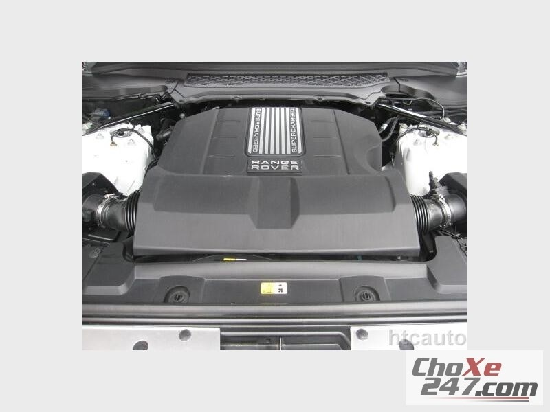 Xe LandRover Range rover HSE Supercharge 2014