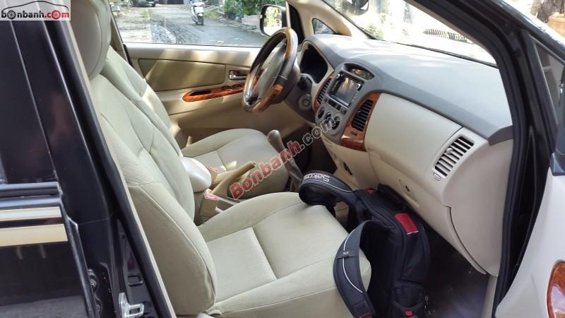 Xe Toyota Innova Bán    G  cũ tại TP HCM 2007