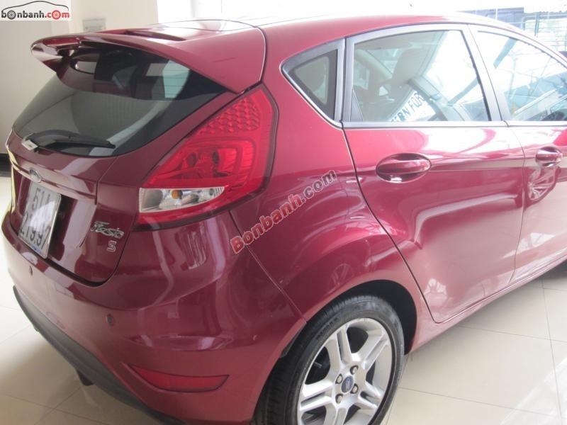 Xe Ford Fiesta Bán     cũ tại TP HCM 2011
