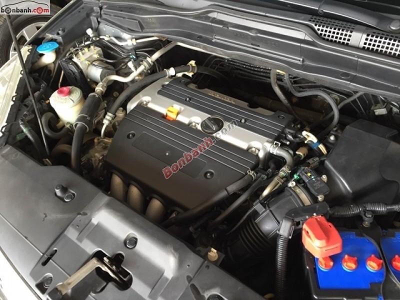 Xe Honda CR V Bán    2.4  cũ tại TP HCM 2009