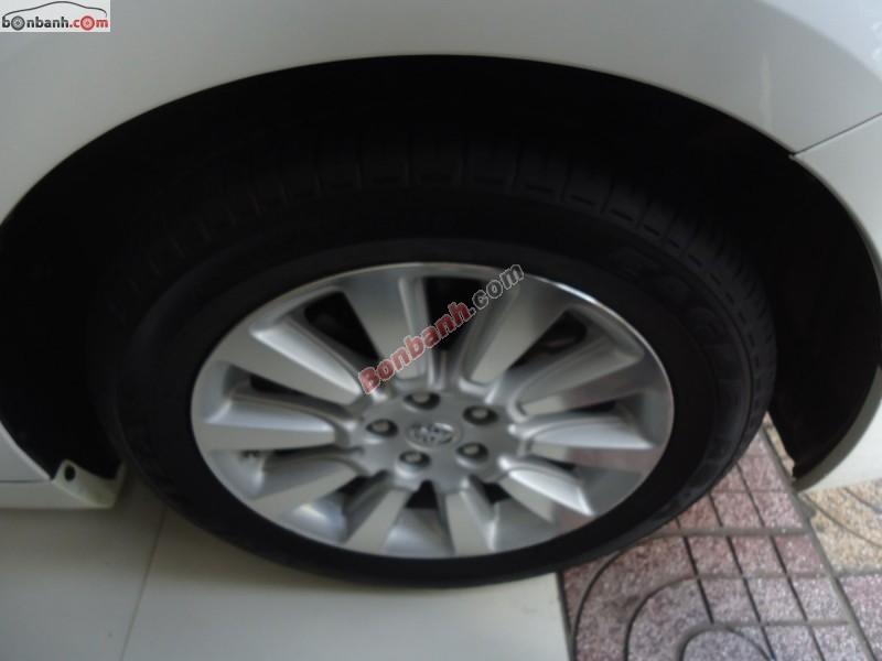 Xe Toyota Sienna Bán    Limited  cũ tại TP HCM 2012