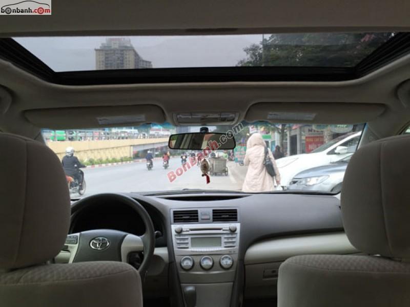 Xe Toyota Camry Bán     cũ tại Hà Nội 2011