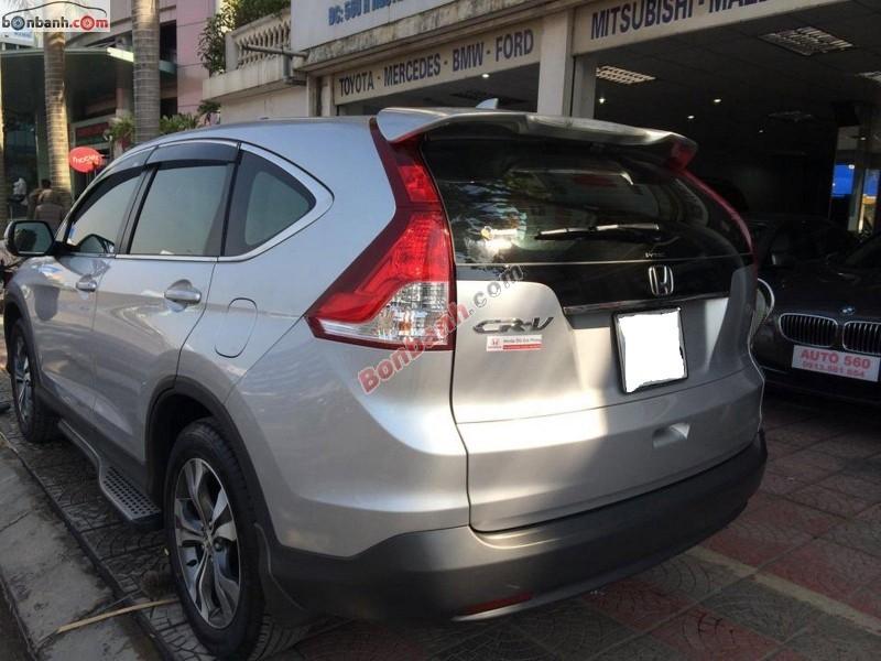 Xe Honda CR V Bán    2.4AT  cũ tại Hà Nội 2015