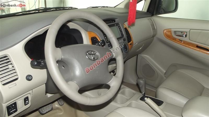 Xe Toyota Innova Bán    MT  cũ tại Hà Nội 2009