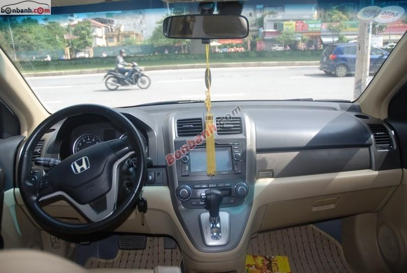 Xe Honda CR V Bán     cũ tại Hà Nội 2009
