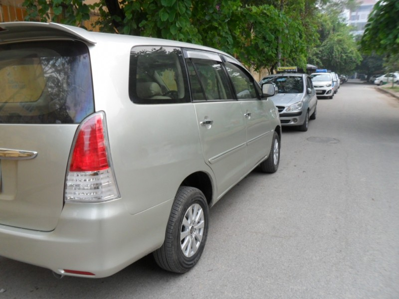 Xe Toyota Innova Bán     cũ tại Hà Nội 2008