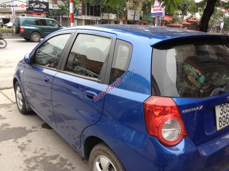 Xe Daewoo GentraX Bán     cũ tại Hà Nội 2008