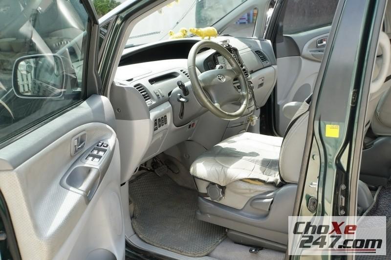 Xe Toyota Previa XLE 2001
