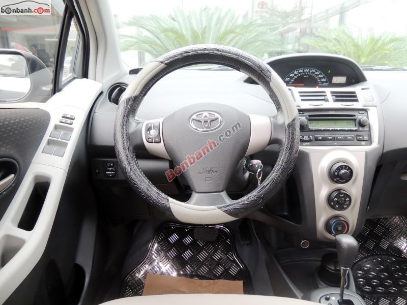 Xe Toyota Yaris Bán    1.3  cũ tại Hà Nội 2010