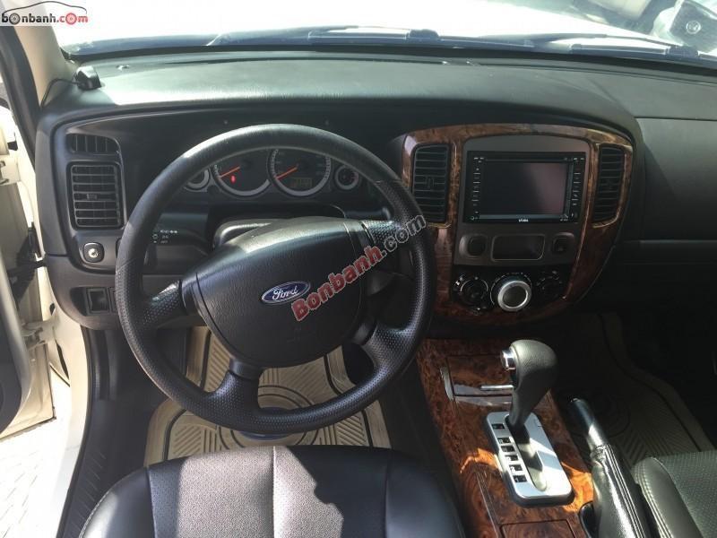 Xe Ford Escape Bán    2.3 AT  cũ tại Hà Nội 2010