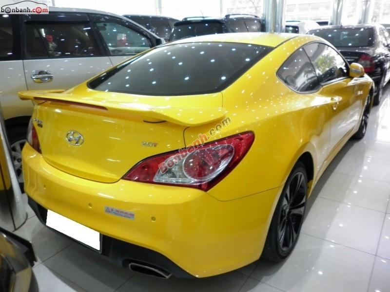 Xe Hyundai Genesis Bán    2.0  cũ tại Hà Nội 2010