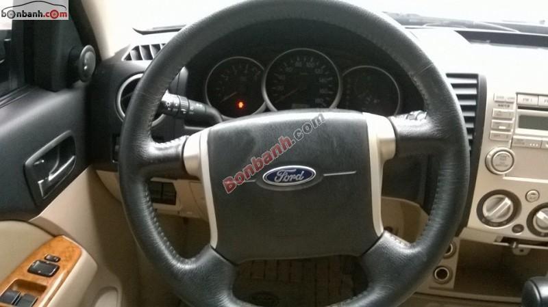 Xe Ford Everest Bán    Limited  cũ tại Hà Nội 2009