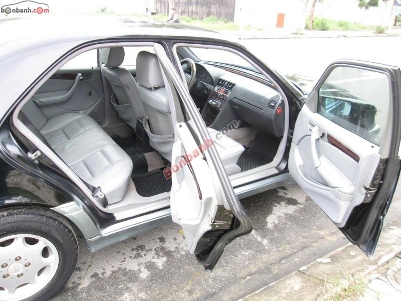 Xe Mercedes-Benz C class Bán    C200 Elengance 2.0MT  cũ tại Hà Nội 1999