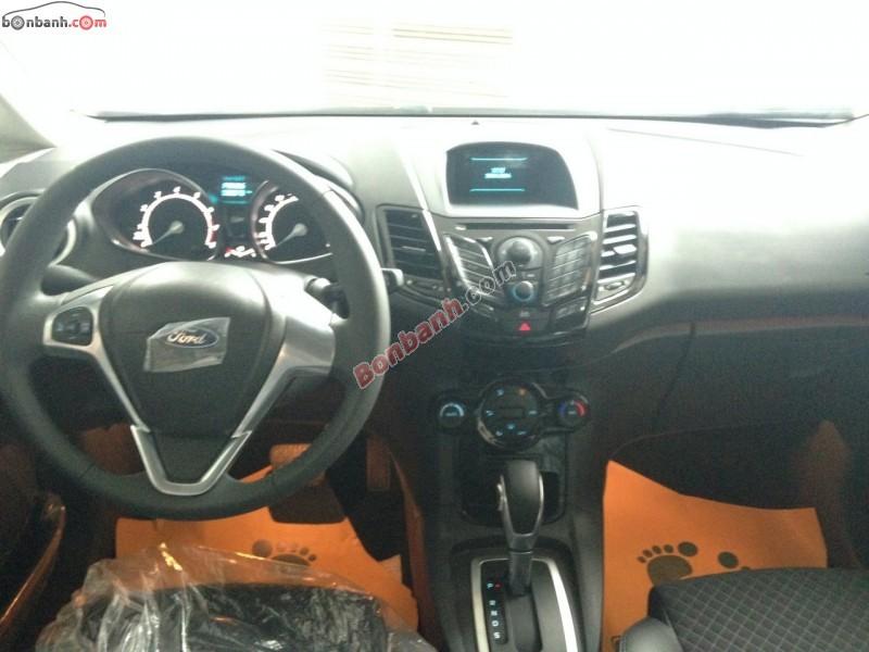 Xe Ford Fiesta Bán    1.5AT Sport  mới tại Hà Nội 2014