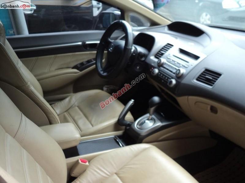 Xe Honda Civic Bán    1.8AT  cũ tại Hà Nội 2007