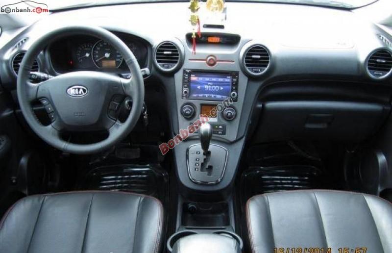 Xe Kia Carens Bán    2.0 AT  cũ tại TP HCM 2012