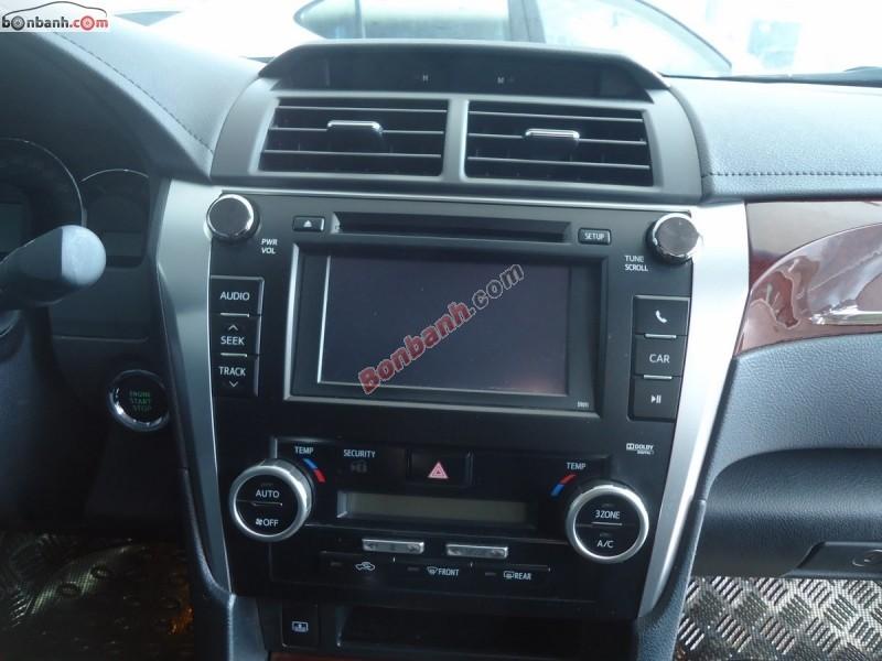 Xe Toyota Camry Bán    2.5Q  cũ tại TP HCM 2014