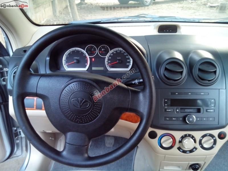 Xe Daewoo Gentra Bán     cũ tại Hà Nội 2010