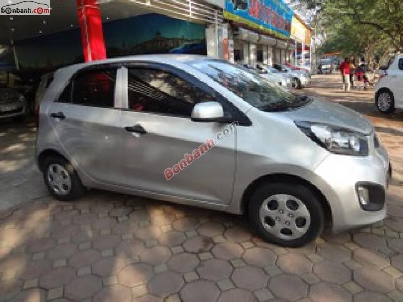 Xe Kia Morning Bán    Van  cũ tại Hà Nội 2012