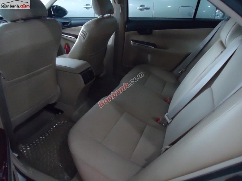 Xe Toyota Camry Bán    2.5G  cũ tại TP HCM 2013