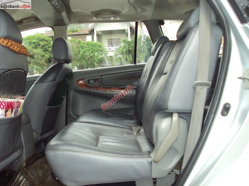 Xe Toyota Innova Bán     cũ tại TP HCM 2006
