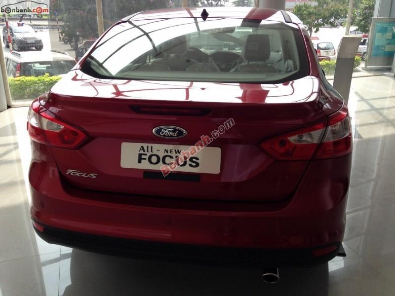 Xe Ford Focus Bán    Titanium 2.0  mới tại Hà Nội 2014