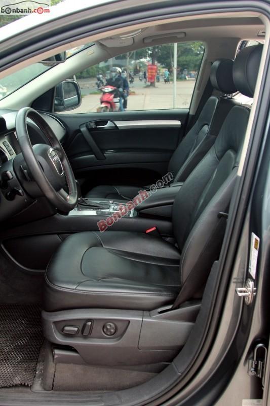 Xe Audi 200 Bán   Q7 3.6 S-line 7 cũ tại TP HCM 2007