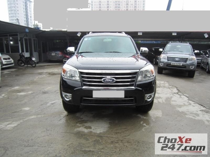 Xe Ford Everest