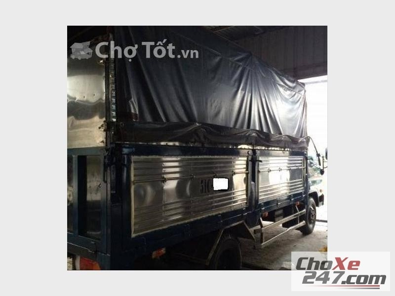Xe Thaco HYUNDAI H-100 65 2012