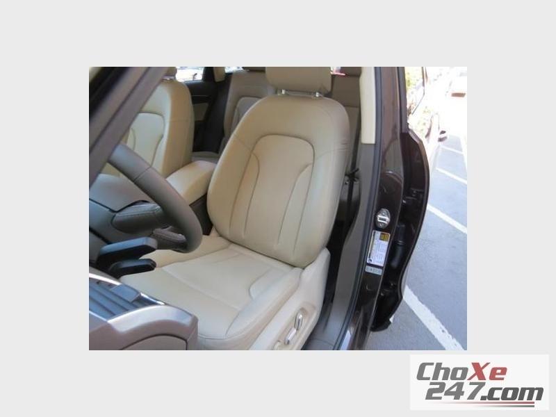 Xe Audi Q5 2.0T Premium Plus 2014