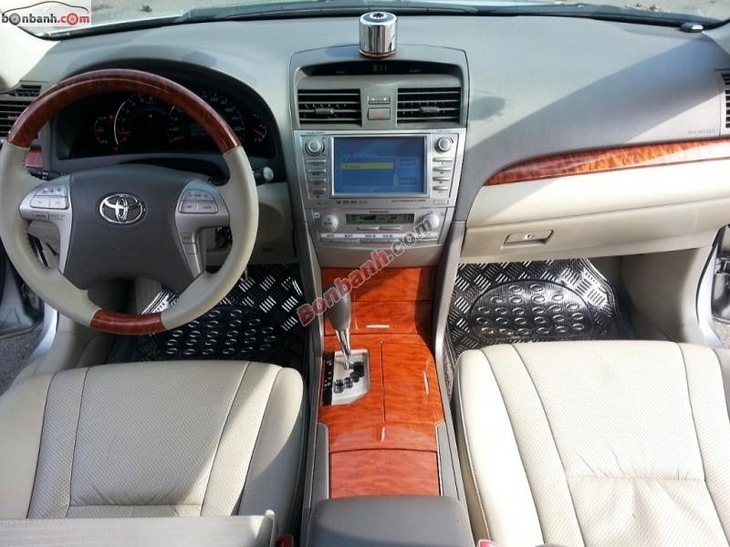 Xe Toyota Camry Bán    2.4G  cũ tại Hà Nội 2012