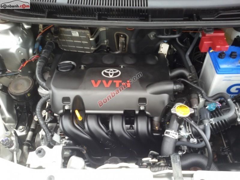 Xe Toyota Vios Bán    1.5.E  cũ tại Hà Nội 2012
