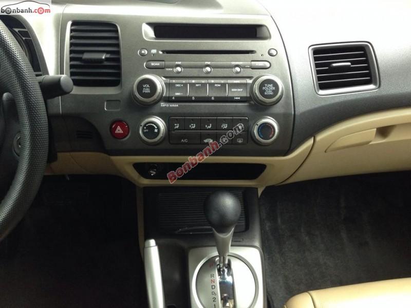 Xe Honda Civic Bán    1.8AT  cũ tại Hà Nội 2012