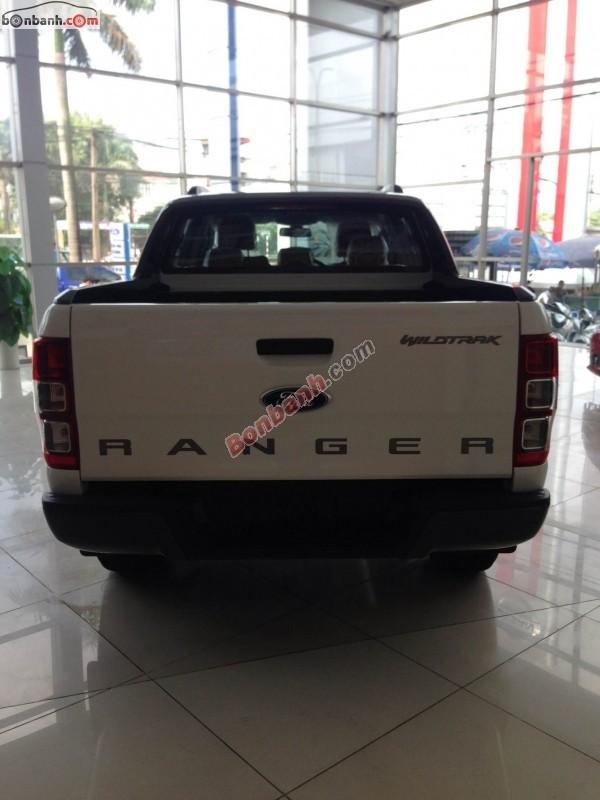 Xe Ford Ranger Bán    Wildtrak 3.2 AT 4x4  mới tại Hà Nội 2015